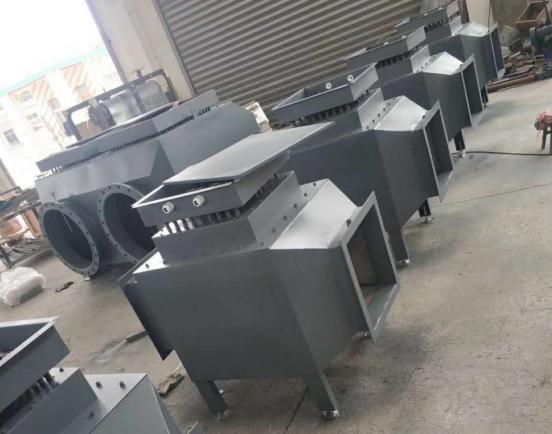 风道加热器:湖北大型烘房项目
