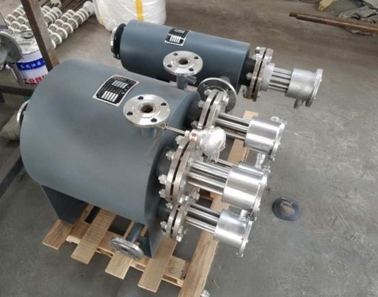 管道加热器:浙江大学研究所项目