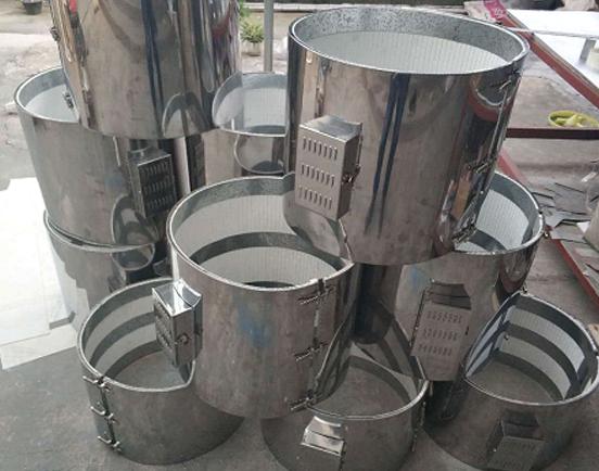 不锈钢加热圈生产厂家