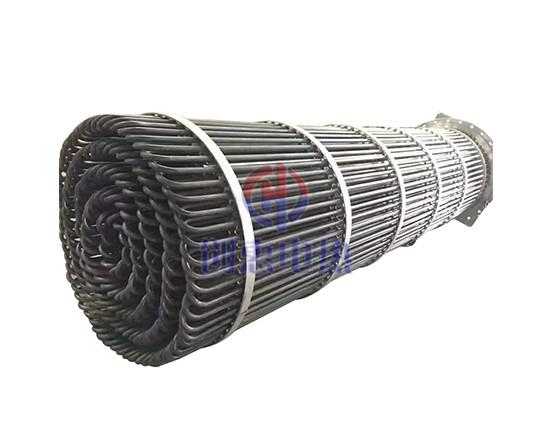 法兰式电加热管
