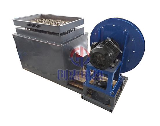热风道电磁加热器