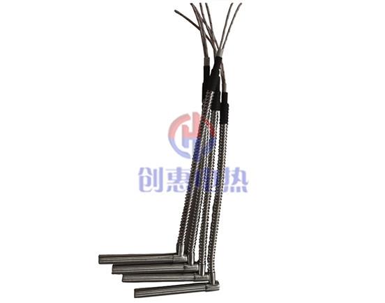 不锈钢单头电加热管