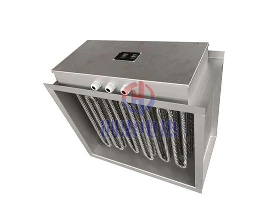 框架式整体加热器