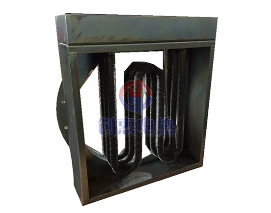 框架式电加热器