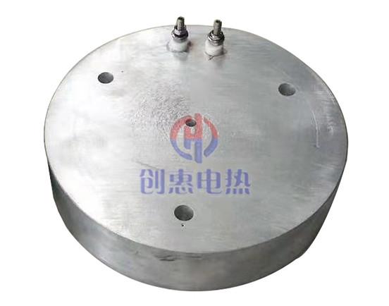 铸铝电加热盘